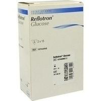 REFLOTRON Glucose Teststreifen