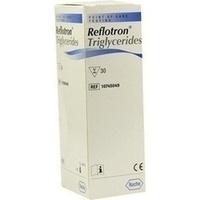 REFLOTRON Triglyceride Teststreifen