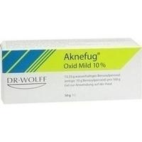 AKNEFUG oxid mild 10% Gel