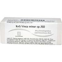 Kn5 Vinca Minor Cp Jso Globuli