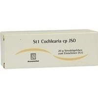 JSO JKH STOFFW.-MITTEL St 1 Cochlearia cp Globuli
