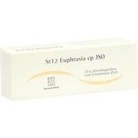 St12 Euphrasia Cp Jso Globuli