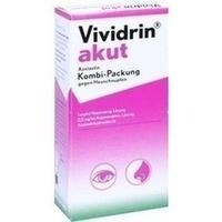 VIVIDRIN akut Azelastin Kombipack.gg.Heuschn.