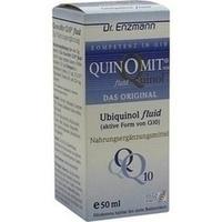 Quinomit Q10 Fluid  Tropfen 50 ML