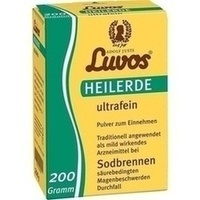 LUVOS Heilerde ultrafein**