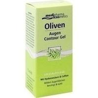 Olivenöl Augen-contur Gel  Gel 15 ml