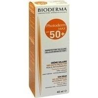 BIODERMA Photoderm Max Creme SPF 50+ ungetönt