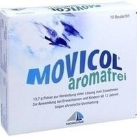 MOVICOL aromafrei Plv.z.Her.e.Lsg.z.Einnehmen**