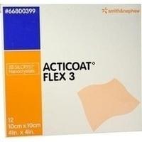 ACTICOAT Flex 3 10x10 cm Verband