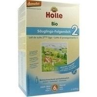 HOLLE Bio Säuglings Folgemilch 2