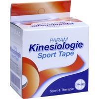 KINESIOLOGIE Sport Tape 5 cmx5 m rot