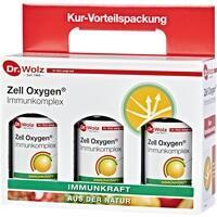 ZELL OXYGEN Complesso immune Cura liquida