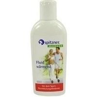SPITZNER Massage Fluid wärmend