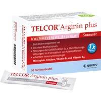 TELCOR Arginin plus Btl. Granulat