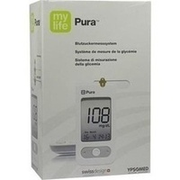 MYLIFE Pura Blutzucker Messsystem mg/dl Autocod.