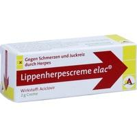 LIPPENHERPESCREME elac