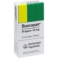 Buscopan Dragees  Tabletten 20 Stück