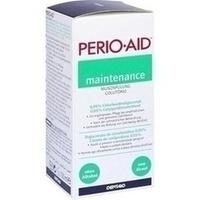 PERIO AID maintenance Mundspülung