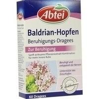 ABTEI Baldrian Hopfen Beruhigungs Dragees**