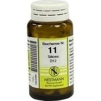 BIOCHEMIE 11 Silicea D 12 Tabletten**