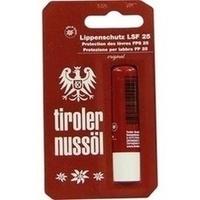 TIROLER NUSSÖL orig.Lippenschutz LSF 25