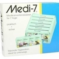 MEDI 7 Medikamentendos.f.7 Tage türkis