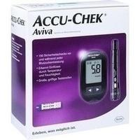 ACCU CHEK Aviva III Set mmol/l