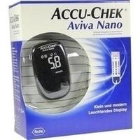 ACCU CHEK Aviva Nano III Set mmol/l