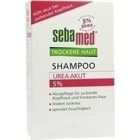 SEBAMED Trockene Haut 5% Urea akut Shampoo