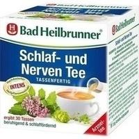 BAD HEILBRUNNER Tee Schlaf- und Nerven Instanttee
