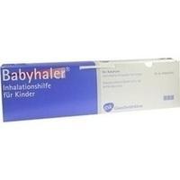 BABYHALER Inhalationshilfe f.Kinder