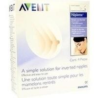 AVENT Niplette Brusthütchen