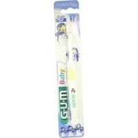 GUM Baby Zahnbürste extraweich 0-2 Jahre