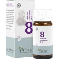 Biochemie Pflüger Nr. 8 Natrium Chloratum D6 Tabletten