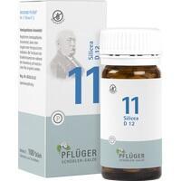 Biochemie Pflüger Nr. 11 Silicea D12 Tabletten