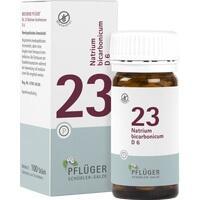 Biochemie Pflüger Nr. 23 Natrium Bicarbonicum D6 Tabletten