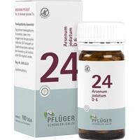 Biochemie Pflüger Nr. 24 Arsenum Jodatum D6 Tabletten