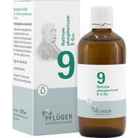 Biochemie Pflüger Nr. 9 Natrium Phosphoricum D6 Tropfen