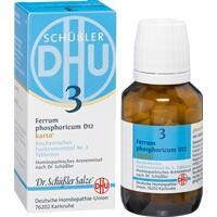 Biochemie Dhu 3 Ferrum Phosphoricum D12 Karto Tabletten