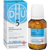Biochemie Dhu 5 Kalium Phosphoricum D6 Karto Tabletten
