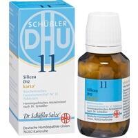 Biochemie Dhu 11 Silicea D12 Karto Tabletten
