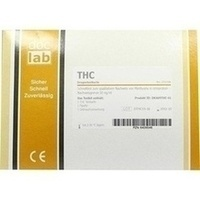 DROGENTEST THC Marihuana Testkarten