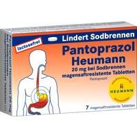 PANTOPRAZOL Heumann 20 mg b.Sodbrennen msr.Tabl.