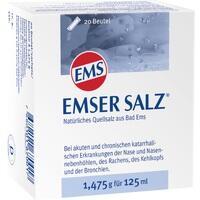 EMSER Salz 1,475 g Pulver