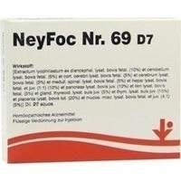 NEYFOC Nr.69 D 7 Ampullen
