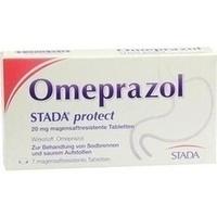 OMEPRAZOL STADA protect 20 mg magensaftr.Tabletten