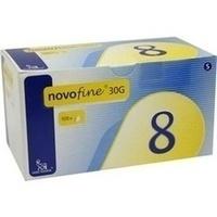 NOVOFINE 8 Kanülen 0,30x8 mm thinwall