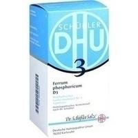 Biochemie Dhu 3 Ferrum Phosphoricum D3 Tabletten