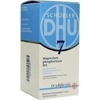 Biochemie Dhu 7 Magnesium Phosphoricum D12 Tabletten