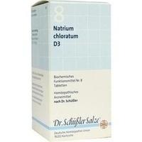 Biochemie Dhu 8 Natrium Chloratum D3 Tabletten